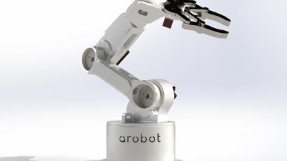 Robot Arm - GrabCad